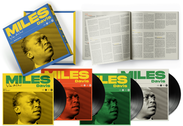 Jazz Monuments - Miles Davis - Limited Edition Vinyl