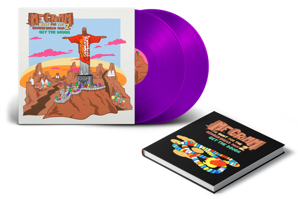 The Hunt For The Gingerbread Man 2 : Get The Dough. - MF Grimm - Limited Edition Vinyl