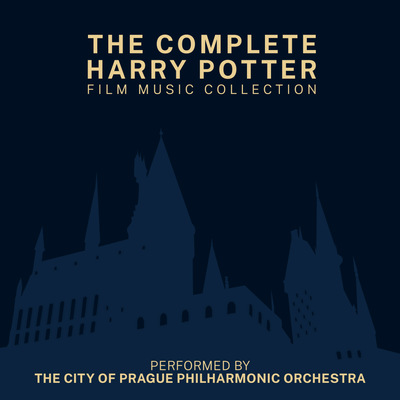 The City Of Prague Philharmonic Orchestra - The Complete Harry Potter Film Music Collection