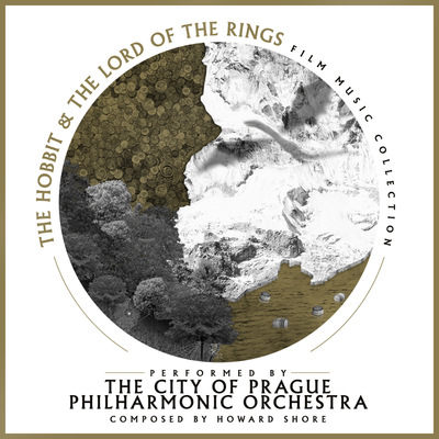 The City of Prague Philharmonic Orchestra - The Hobbit & The Lord of the Rings - Film Music Collection
