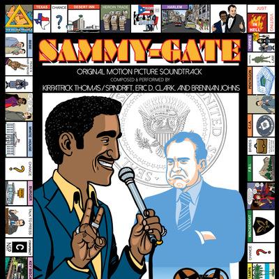 V.A. - SAMMY GATE original soundtrack